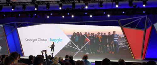 google achète kaggle