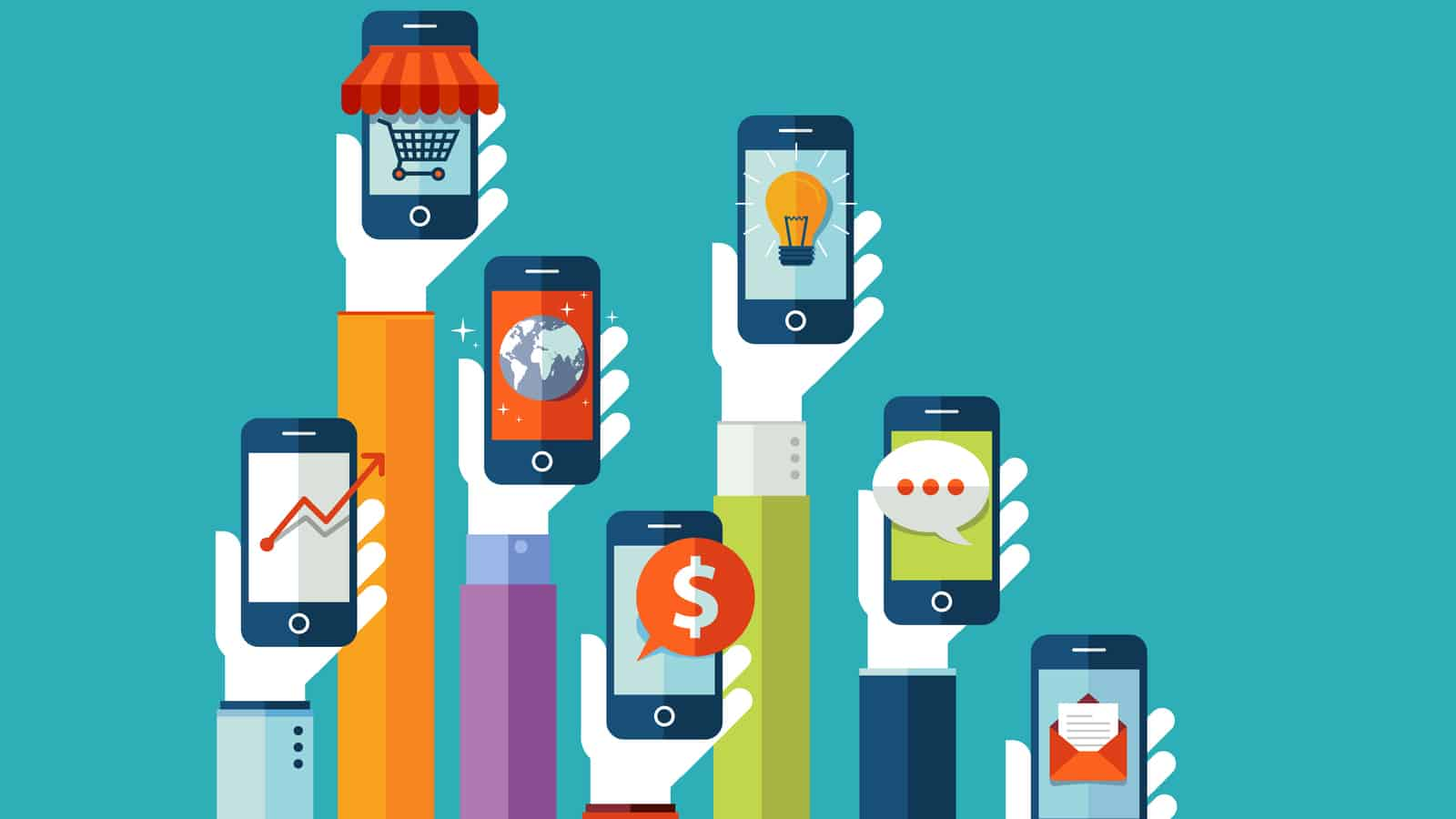 Taux de conversion mobile : les leviers du m-commerce