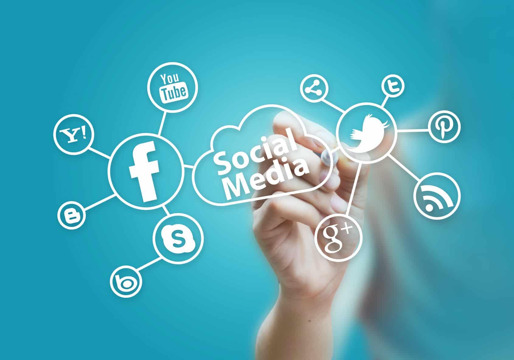 Réseaux sociaux: les usages en 2018